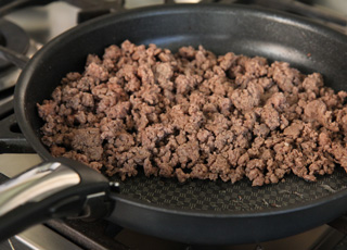 How to separate Fat from Ground Beef