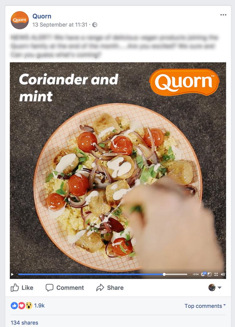 Facebook optimised cooking videos warren nash tv facebook optimised cooking videos forumfinder Gallery