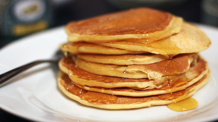 American Pancakes Recipe | Warren Nash TV American Pancakes Recept