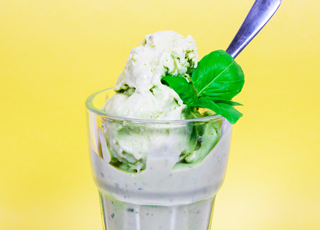Basil Ice Cream Recipe