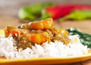 Chicken & Prawn Curry Recipe