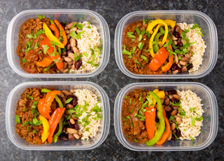Chilli Beef Meal Prep Recipe