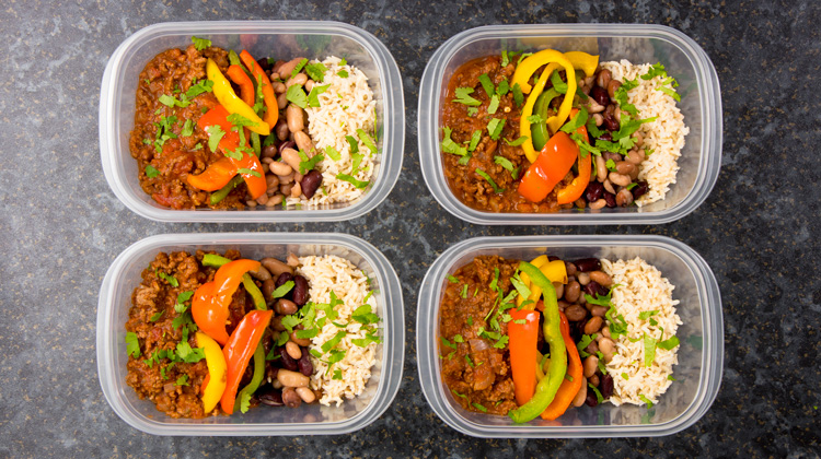 Chilli Beef Meal Prep Recipe