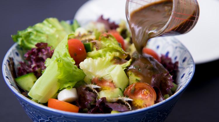 Low FODMAP Salad Dressing