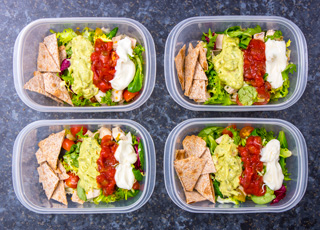 Mexican Chicken Meal Prep Recipe