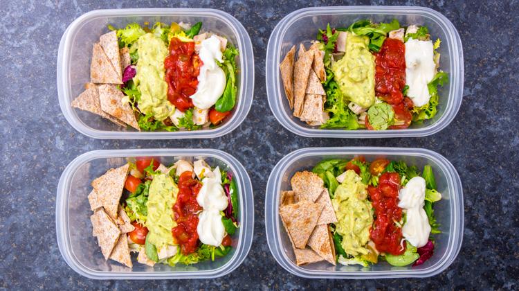 Mexican Chicken Meal Prep Recipe