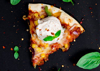 Pizza Ice Cream Recipe