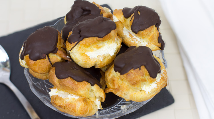 Profiteroles Recipe