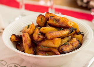 Roast Parsnips Recipe