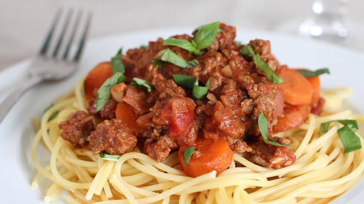 Spaghetti Bolognese Recipe | Warren Nash TV