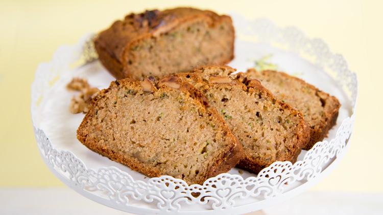 Zucchini bread recipe warren nash tv zucchini bread recipe forumfinder Gallery